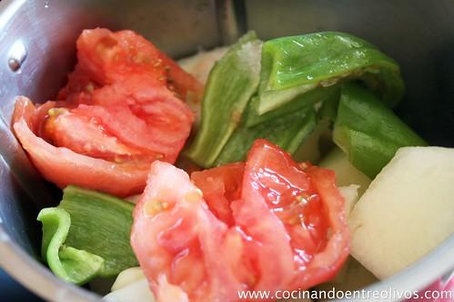 Gazpacho de melón (2)