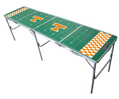 Tennessee Tailgating, Camping & Pong Table