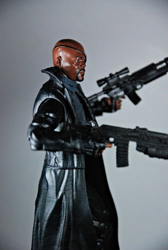 Nick Fury: Movie Series