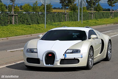 White and beige (AK AutoMotive) Tags: white sand beige bugatti supercar horsepower combo 1001 veyron molsheim
