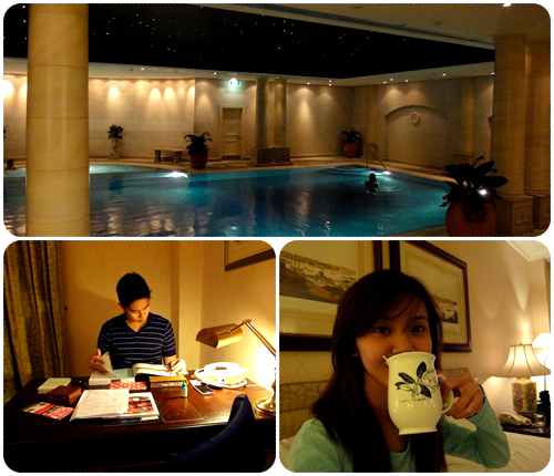Sydney 2011 - Night Swim & Coffee