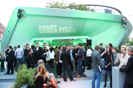 smart urban stage Frankfurt