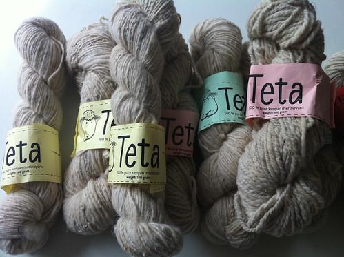 Teta Yarn