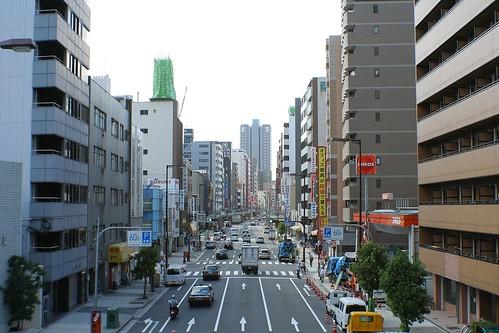 松屋町筋/Matsuyamachi-suji