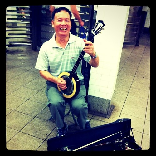subway serenader