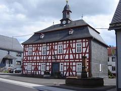 Altes Rathaus von Rehe