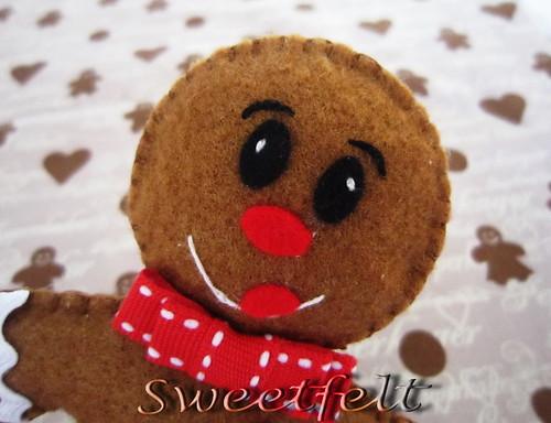 Cucuuuu... :)) by sweetfelt \ ideias em feltro