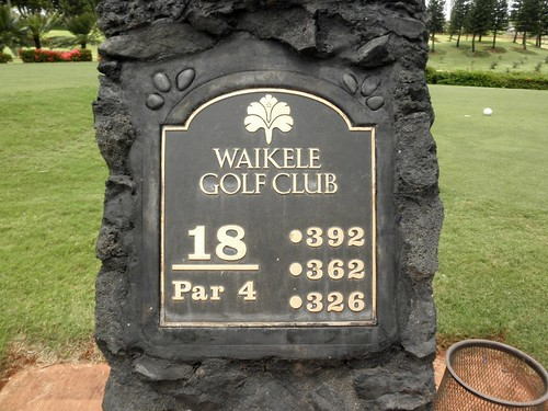 WAIKELE COUNTRY CLUB 252b