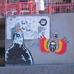 "Street Art <a style=""margin-left:10px; font-size:0.8em;"" href=""http://www.flickr.com/photos/14315427@N00/6161436834/"" target=""_blank"">@flickr</a>"