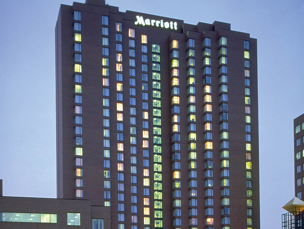 Marriott Boston Cambridge Hotel