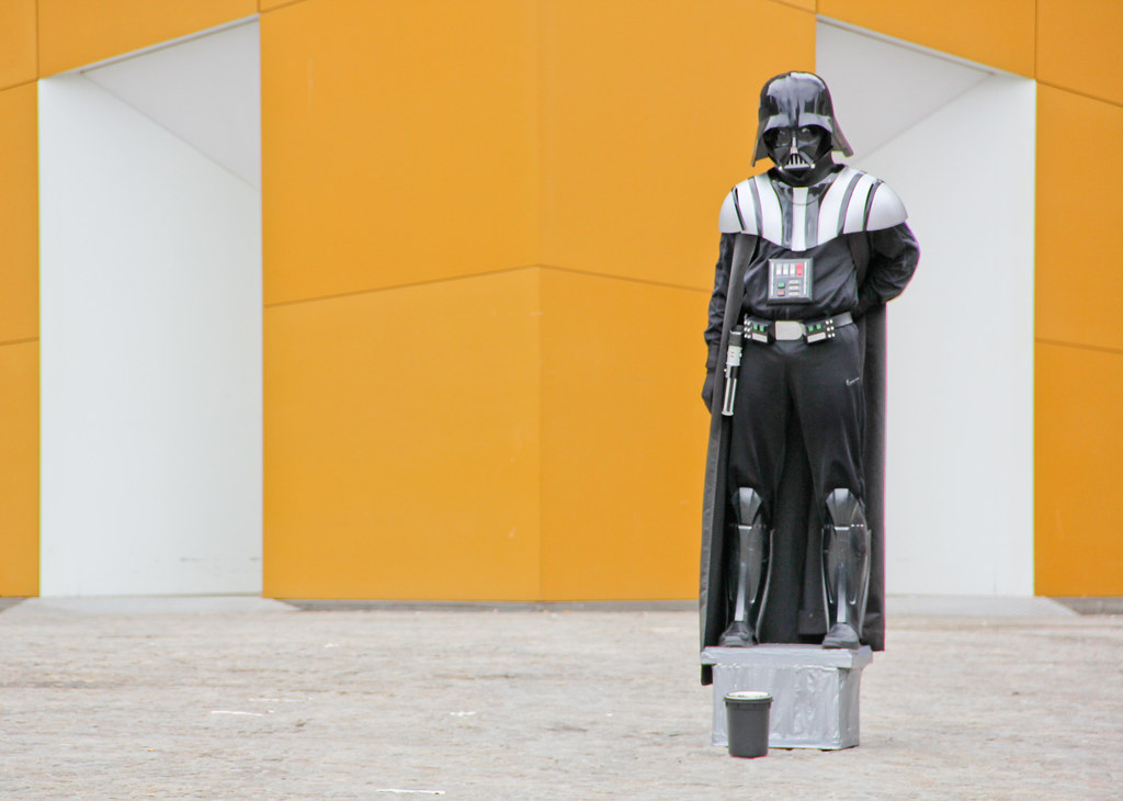 the world 39 s newest photos of busker and starwars flickr. Black Bedroom Furniture Sets. Home Design Ideas