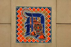 220/365 (playjust) Tags: blue orange logo detroittigers project365 diamondshape