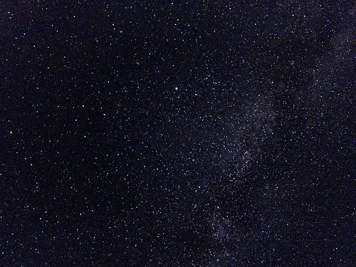 Edge of the Milky Way