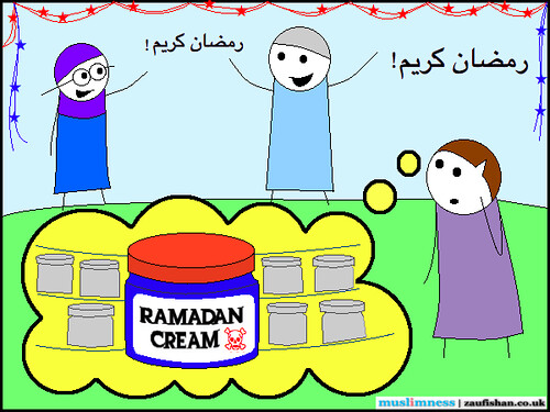 ZED COMIC 45 'Ramadan Cream'