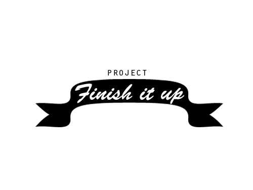 project finish it up