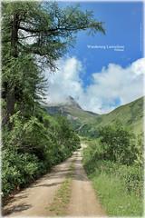 Wanderung Lanischsee 3 (peter pirker) Tags: weg lanischsee wanderung hiking berg mountain strase landschaft landscape peterfoto canon eos550d wolken clouds krnten carinthia sterreich austria