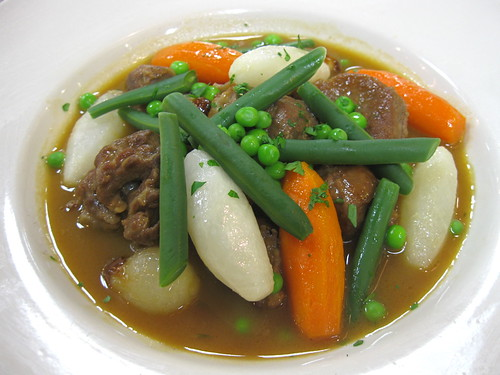 Lamb Stew w. Seasonal Vegetables