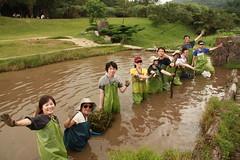 中國媒體人親身體驗二子坪生態工作假期