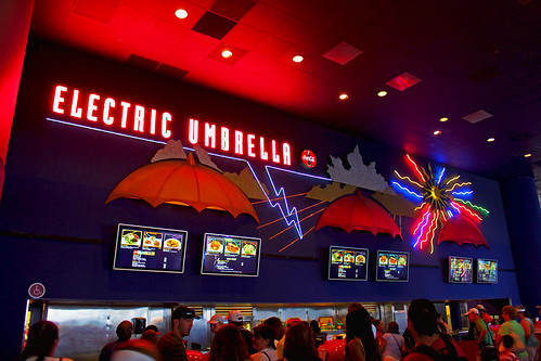 Daily Disney - The Electric Umbrella