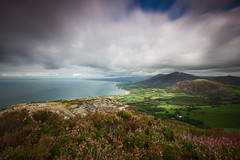 'Yr Eifl' - The Rivals, Lleyn Peninsula (Kristofer Williams) Tags: longexposure sea mountains clouds heather cloudscape mountainscape anglesey northwales therivals yreifl lleynpeninsular 10stop nd110 imagesofsummer2011 trailsoftheunexpected coastyal