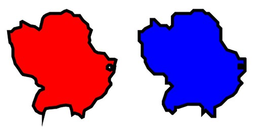 Map Path Comparison