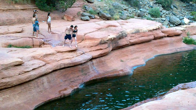Slide Rock State Park, Sedona, Arizona