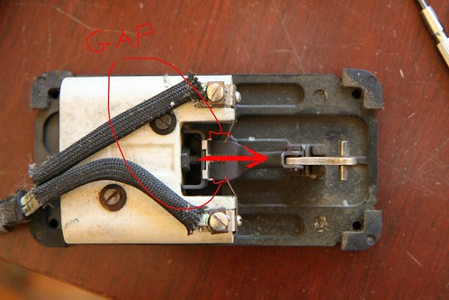 Annotated Foot Switch