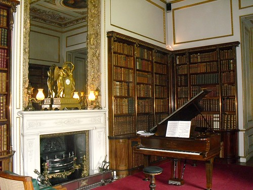 Library + Steinway