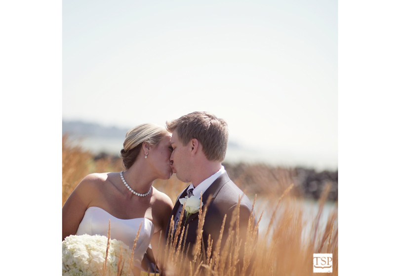 Hotel Bellwether Nautical Wedding Portrait