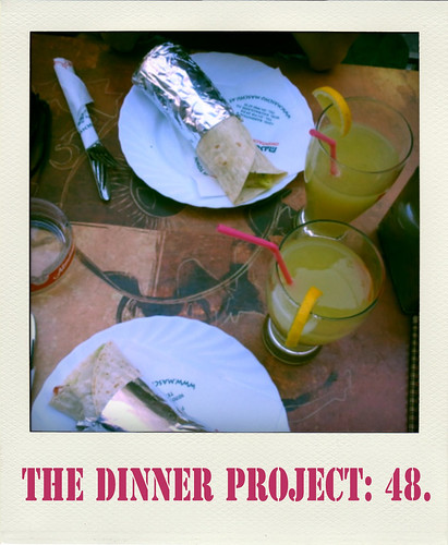 the dinner project: kw 32