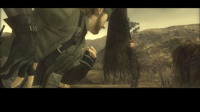 Metal Gear Solid 3: Snake Eater HD - Snake vs Ocelot