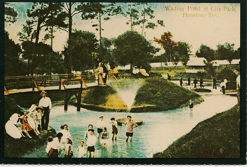 Houston Wading Pond