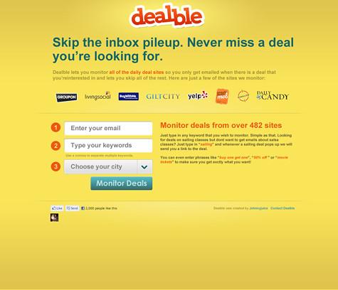 Dealble