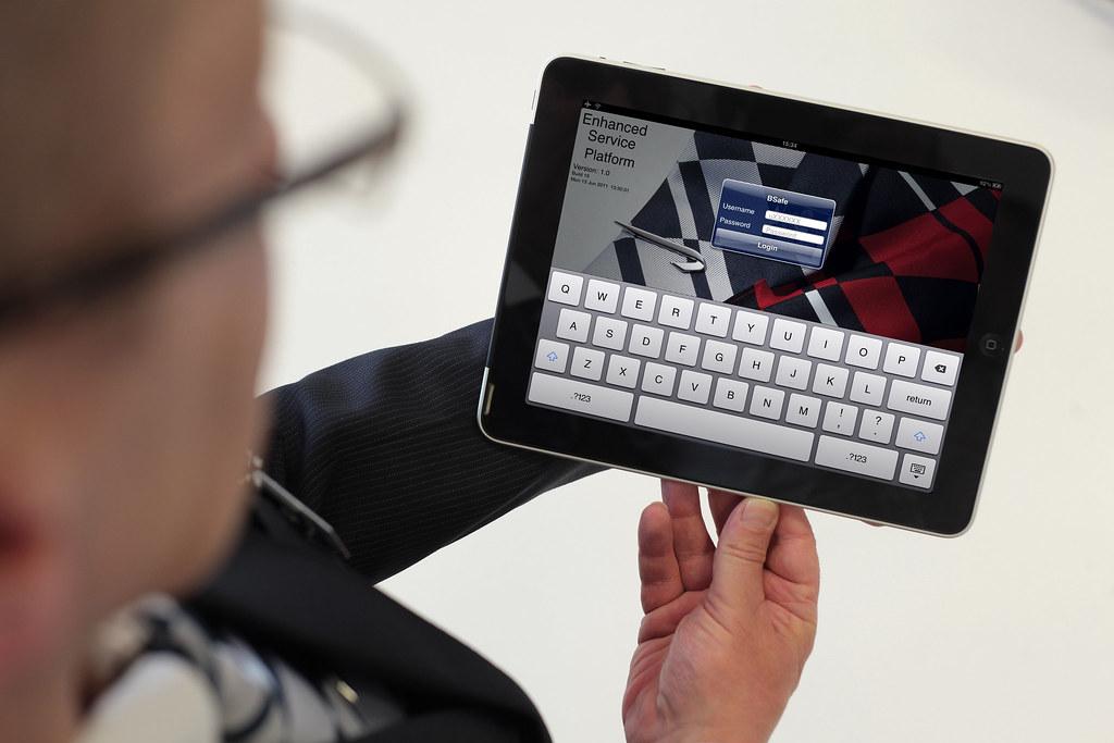 British Airways Revolutionises Customer Service Using iPads