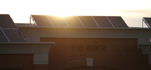 The Ridge Office Building with Solar PV - 4