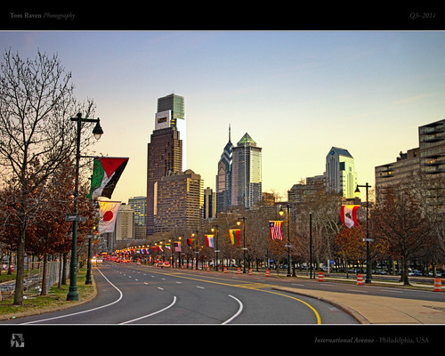 International Avenue by TomRaven