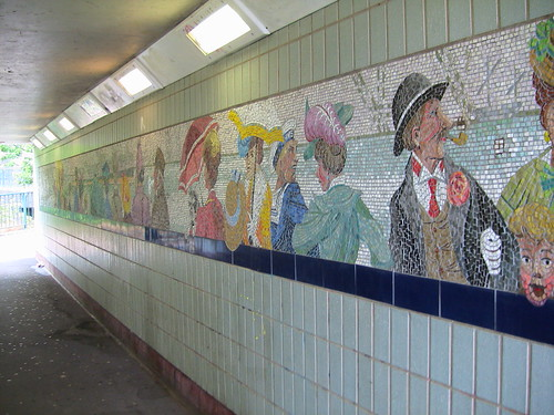 Tunnel Mosaic