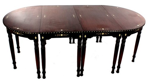 "Expat Series 4a: Philippine ""Magic"" Dining Table"
