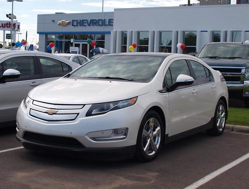 2011 Chevrolet Volt 3