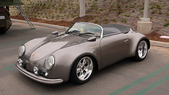 1957 Porsche Speedster - Hot Rod (1965 2+2) Tags: california socal porsche irving gt southerncalifornia speedster cruisein customporsche porschespeedster porscheroadster carscoffee carsandcoffee 1957porsche 1957porschespeedster fordmazda irvingcruisein porschehotrod 1957speedster 1957porschehotrod