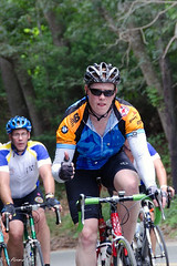 2011 was Jay's first Pan-Mass Challenge. We rode together a whole 6 miles out of 192.