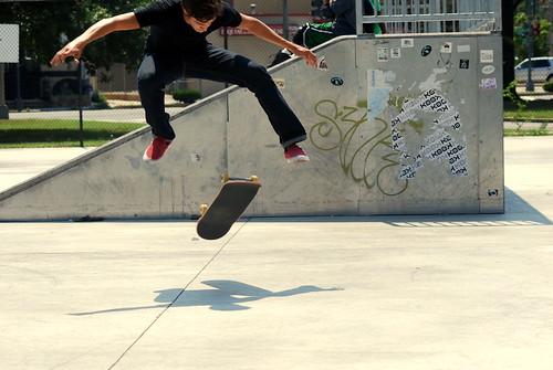 Weekend - Skateboard Park