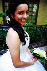 Quince & Lily (Audrey Jean Russell) Tags: white girl lily dress tx elpaso quince embassysuites