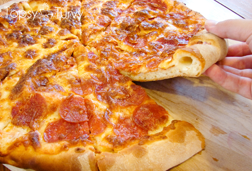 stuffed-crust-pizza-recipeStuffed Crust Pizza