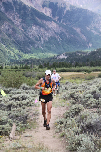 Leadville Trail 100 Run 2011