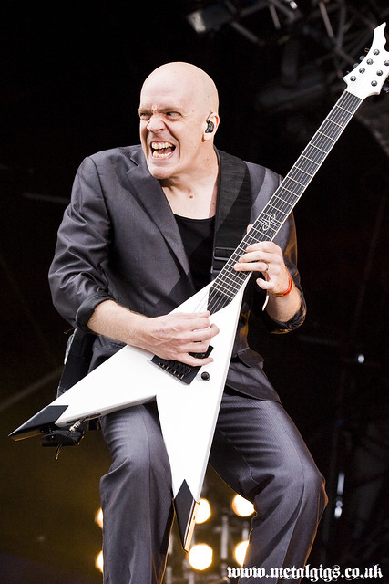 devin townsend project bloodstock gig listings