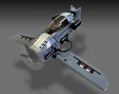 fighter plane (aabbee 150) Tags: ski plane fighter lego bat jet science fi russian bomber  foitsop