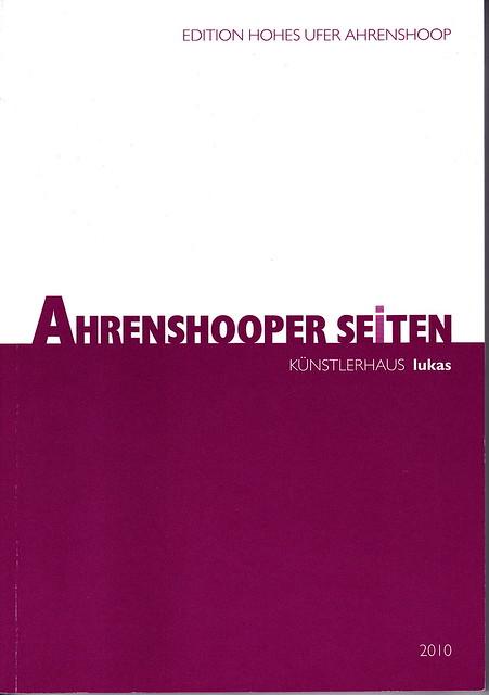Ahrenshooper Seiten 2010