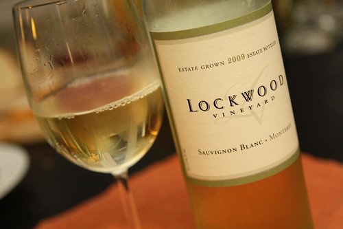 Lockwood Vineyard 2009 Sauvignon Blanc