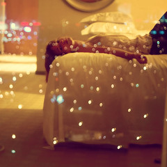 365/224 - Hotel Fireflies (RachelMarieSmith) Tags: summer portrait photography hotel bokeh 365 squarecrop fireflies 365project rachelmariesmith 365phtography